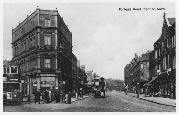 Fortess Road
