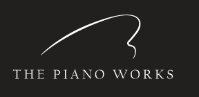 The Piano Works Logo